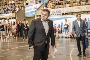 Główny koordynator ds. komunikacji, IT oraz prezentacji wyników podczas XXIII Finału Ogólnopolskiego Turnieju Mini Siatkówki Kinder + Sport Zabrze
