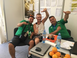 Dyrektor Zawodów cyklu światowego FIVB Beach Volleyball World Tour Four Star Olsztyn w dniach